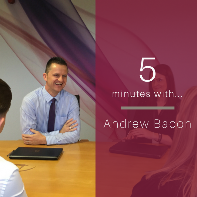 5 minutes with… New Business Development