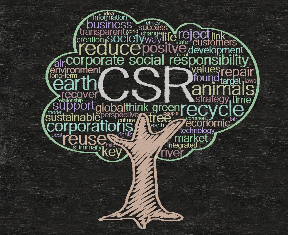 C is for… CSR