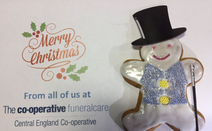 Central England Co-operative Funeralcare's winning entry!