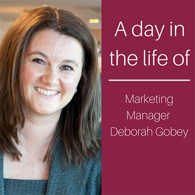 A Day In The Life Of Our…Marketing Manager