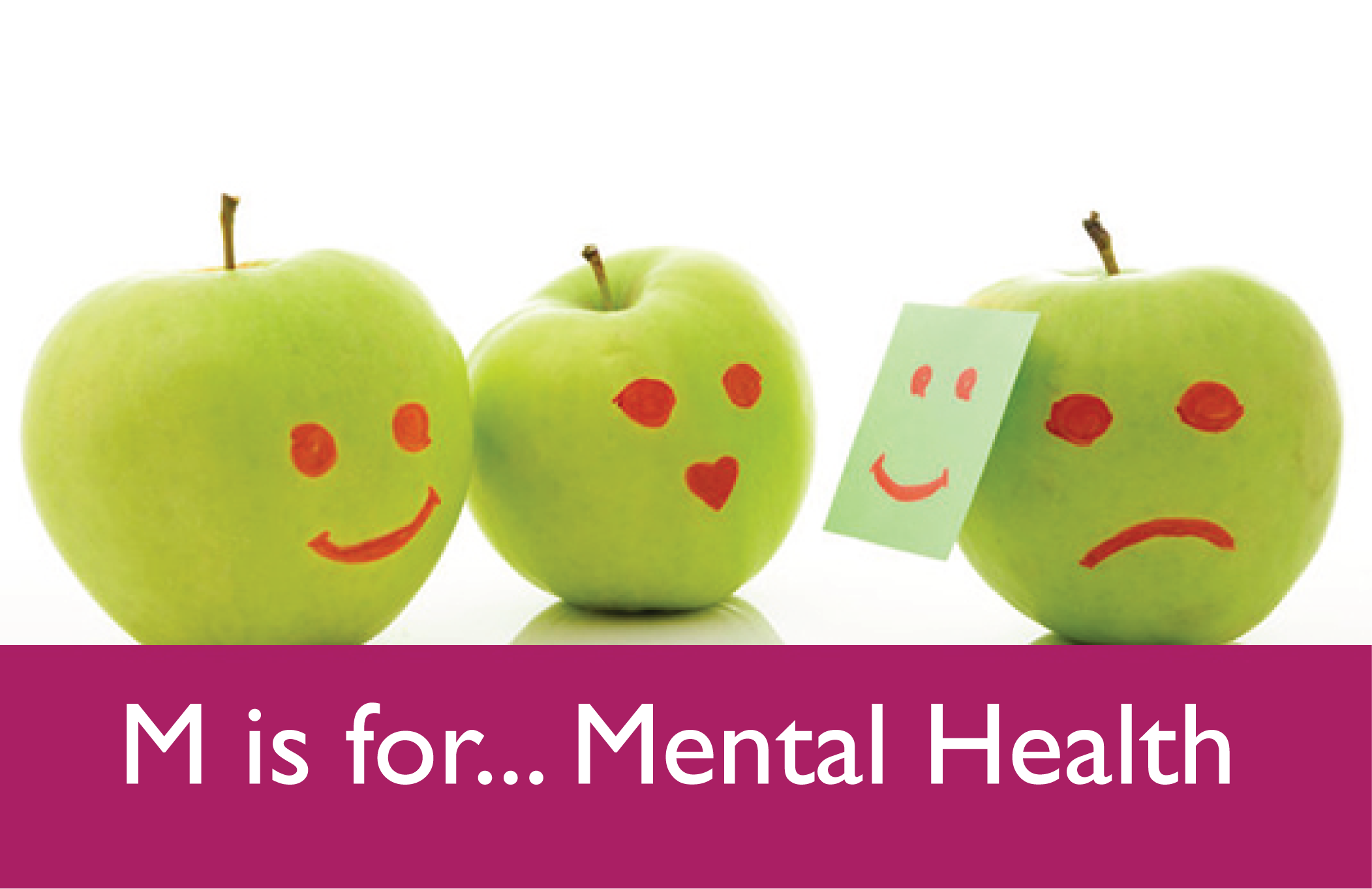 M is for… Mental Health