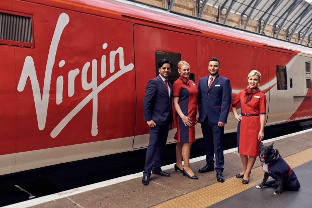 Virgin Trains Unveil New Gender Neutral Uniform
