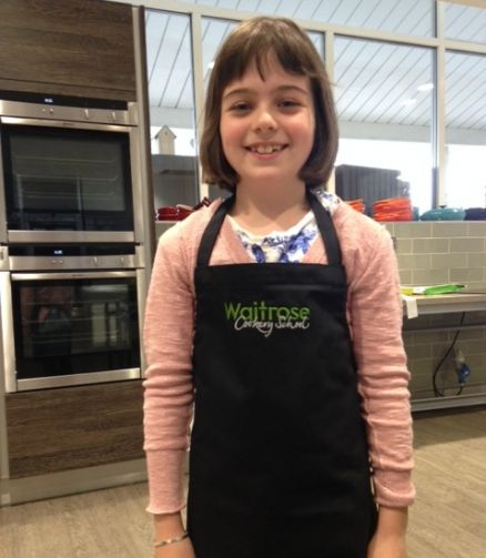 Cooking up a storm with Waitrose