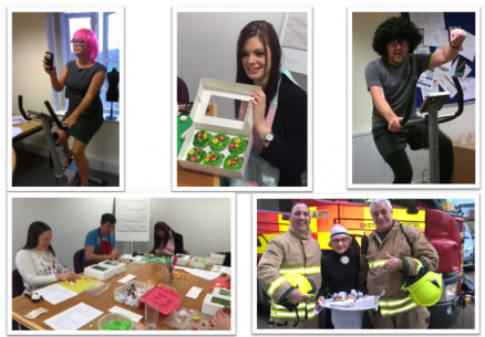 Fantastic start to 2016 fundraising at Dimensions