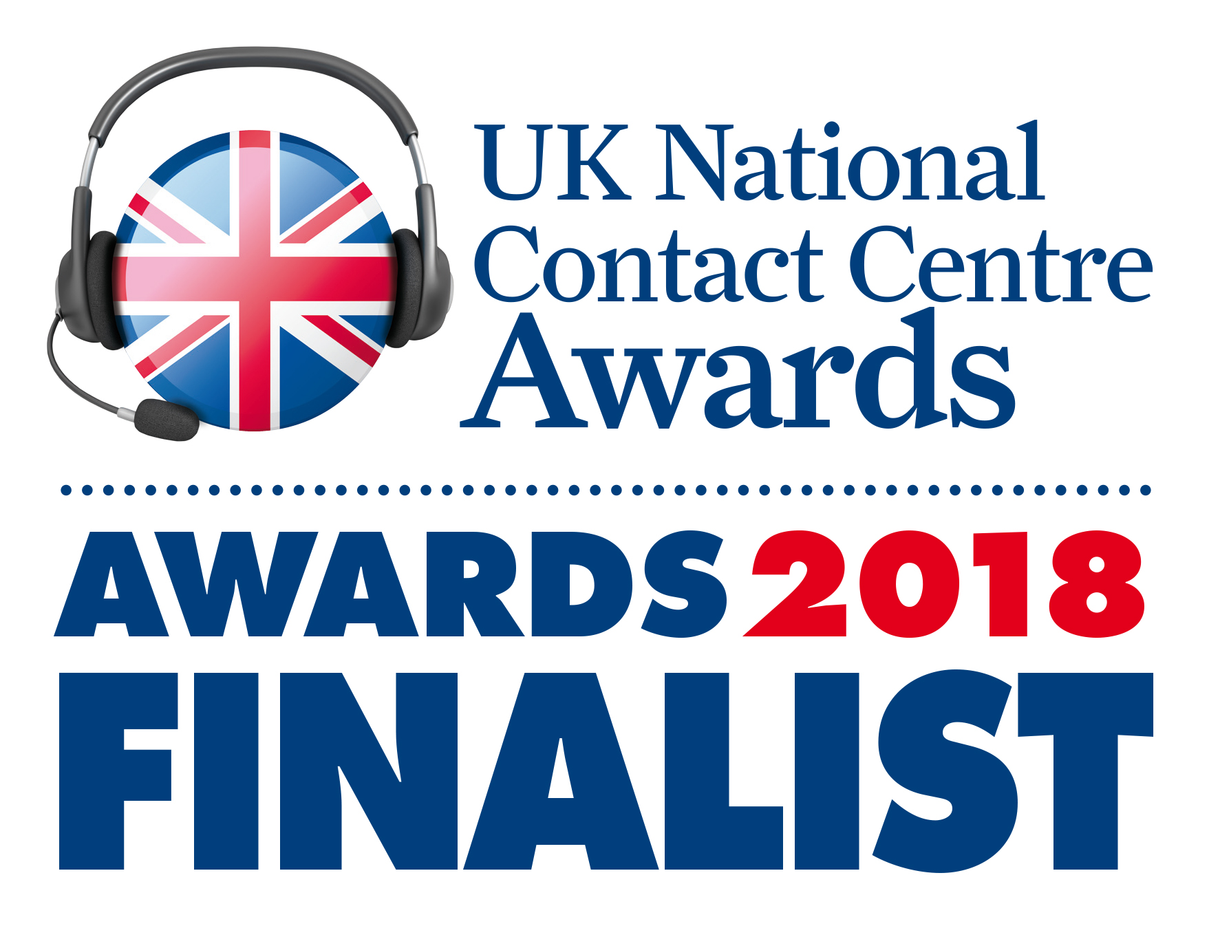 Dimensions announced as finalists in the UK National Contact Centre Awards 2018!