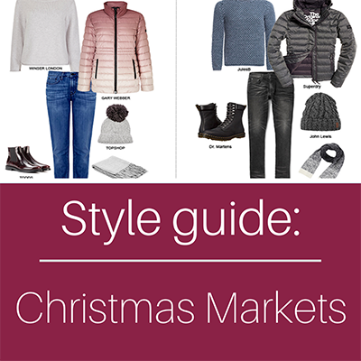 Style Guide: Christmas Markets